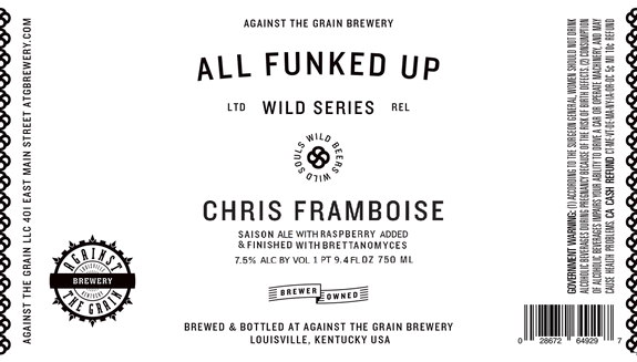 Chris Framboise Label