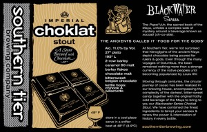 Choklat Label